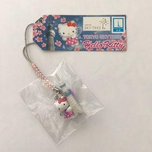 Hello Kitty Figure cellphone/Bag Charm